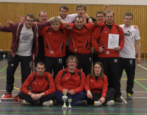 Das Floorball Team 2015