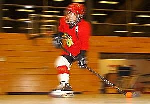 Skaterhockey - Startbild