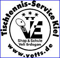 Tischtennis Logo Vetts